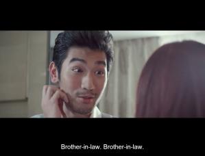 bro-in-law deffo